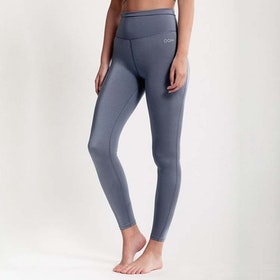 Yogaleggings Eden Blue Shine - DOM