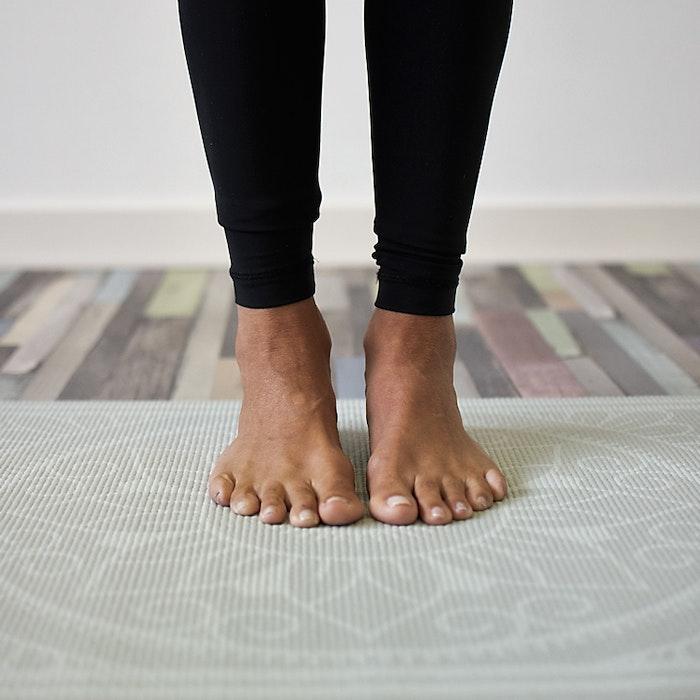 Yogamatta Magic Extra Thick Mint 6mm - Love Generation