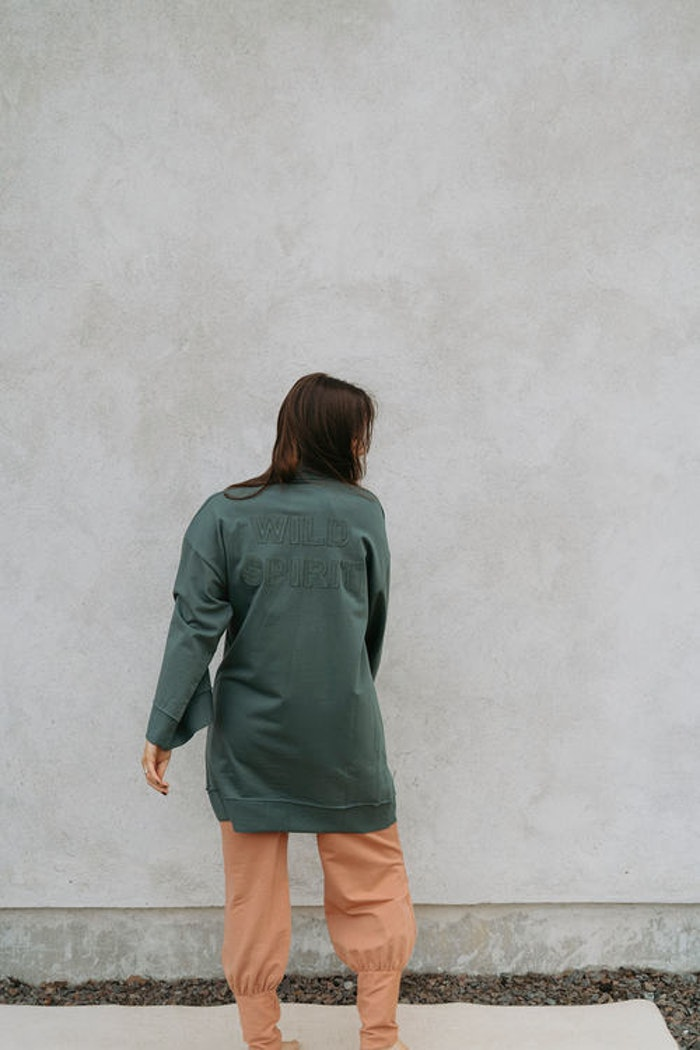 Kimono Wild Spirit Balsam Green - Soul Factory