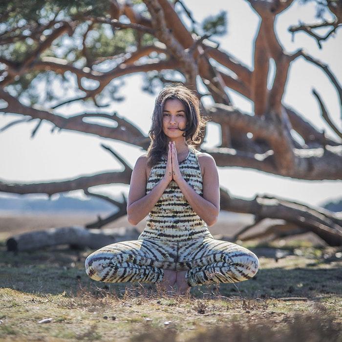 Yogalinne Bhav Bagan Tribal - Urban Goddess