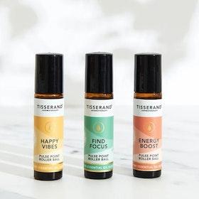 "Yogaoljor Roller ""The Little box of Motivation"" - Tisserand Aromatherapy"