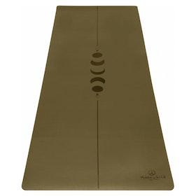Yogamatta Stay Grounded Dark Olive - Moonchild Yogawear