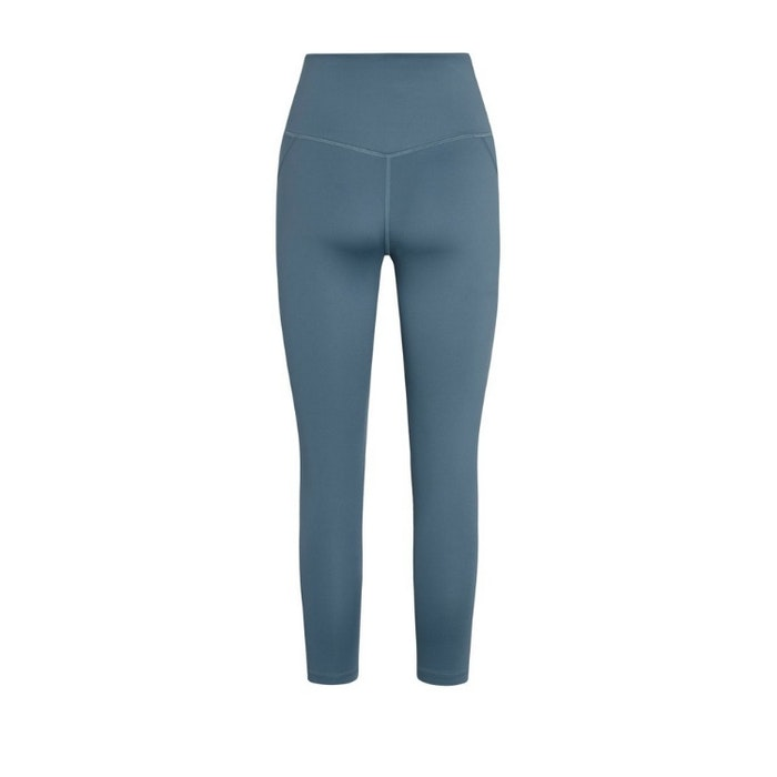 Yogaleggings High Rise 7/8 Monarch - Girlfriend Collective