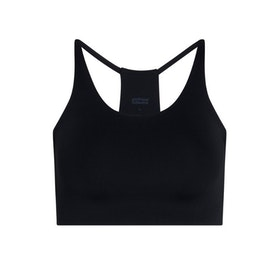 Sport-BH Yoga FLOAT Cleo Black - Girlfriend Collective