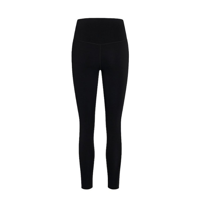 Yogaleggings FLOAT High Rise 7/8 Black - Girlfriend Collective