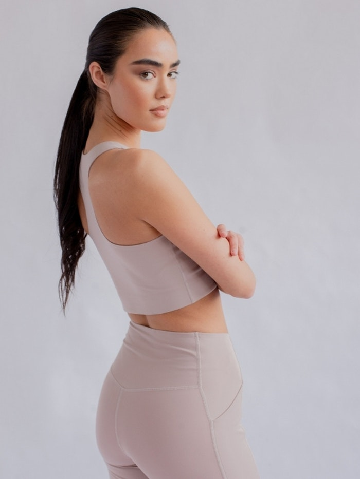 Sport-BH Yoga Paloma Quartz - Girlfriend Collective