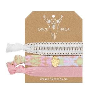 Hairties hårband/armband Hamsa Tie Dye - Love Ibiza