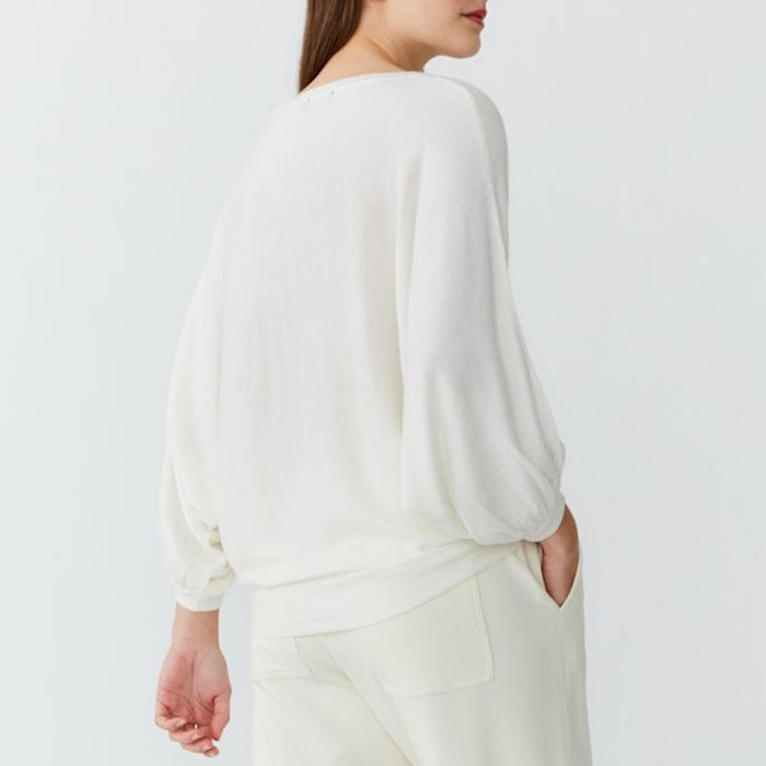Top Chia Off White - Movesgood