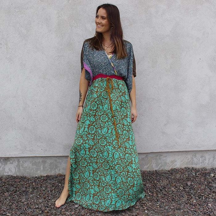 Klänning Tithonia T-dress Nr 225- Sissel Edelbo