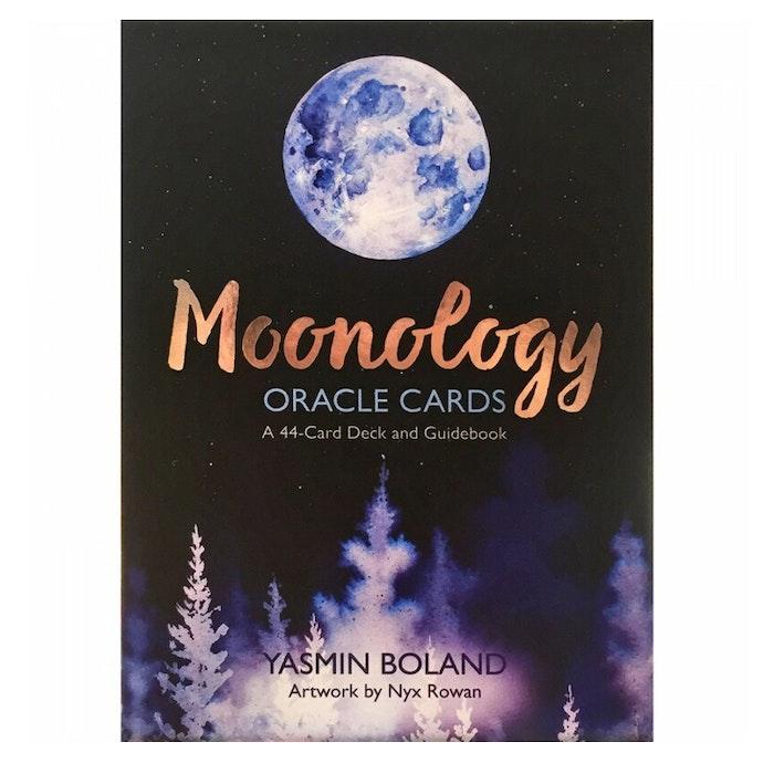 "Orakelkort ""Moonology Oracle Cards"" - Yasmin Boland"