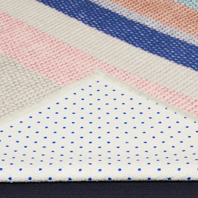Yogahandduk Yogitoes Linen Stripe - Manduka