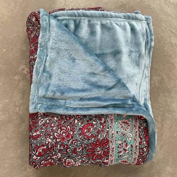 Yogafilt Sari/silke Summer Romance - E-swiss