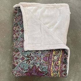 Yogafilt Sari/silke Boho Circus - E-swiss