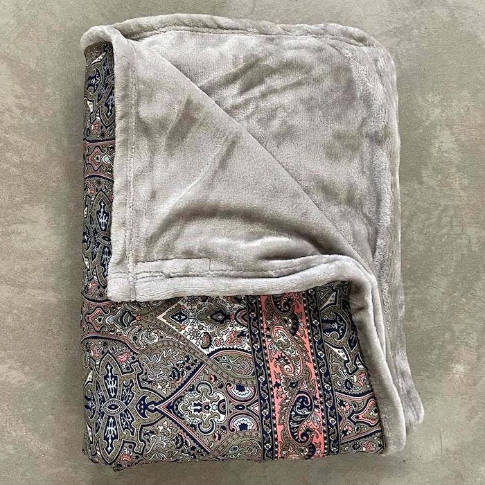 Yogafilt Sari/silke Morning Mist - E-swiss