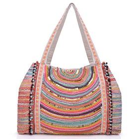 Väska Vibrant Hand Embellished - America & Beyond