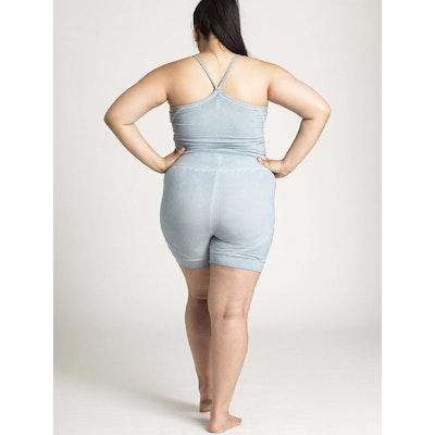 Jumpsuit Short Stone Wash Yoga Ice - Ripple Yogawear