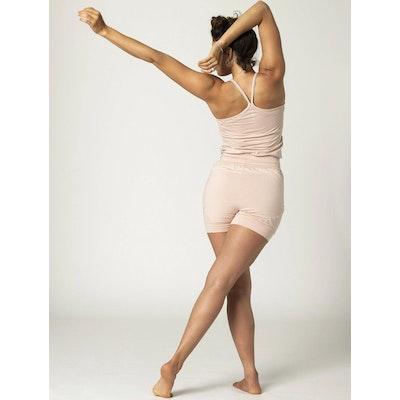 Jumpsuit Short Yoga Pink - Ripple Yogawear