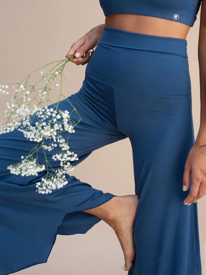 Yogabyxor Layla Flares Azure - Indigo Luna
