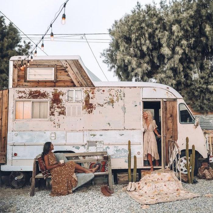 Picknick filt Crystal Forest - Wandering Folk
