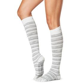 Yogastrumpor Fulltoe Scrunch Knee Celestial - Toesox