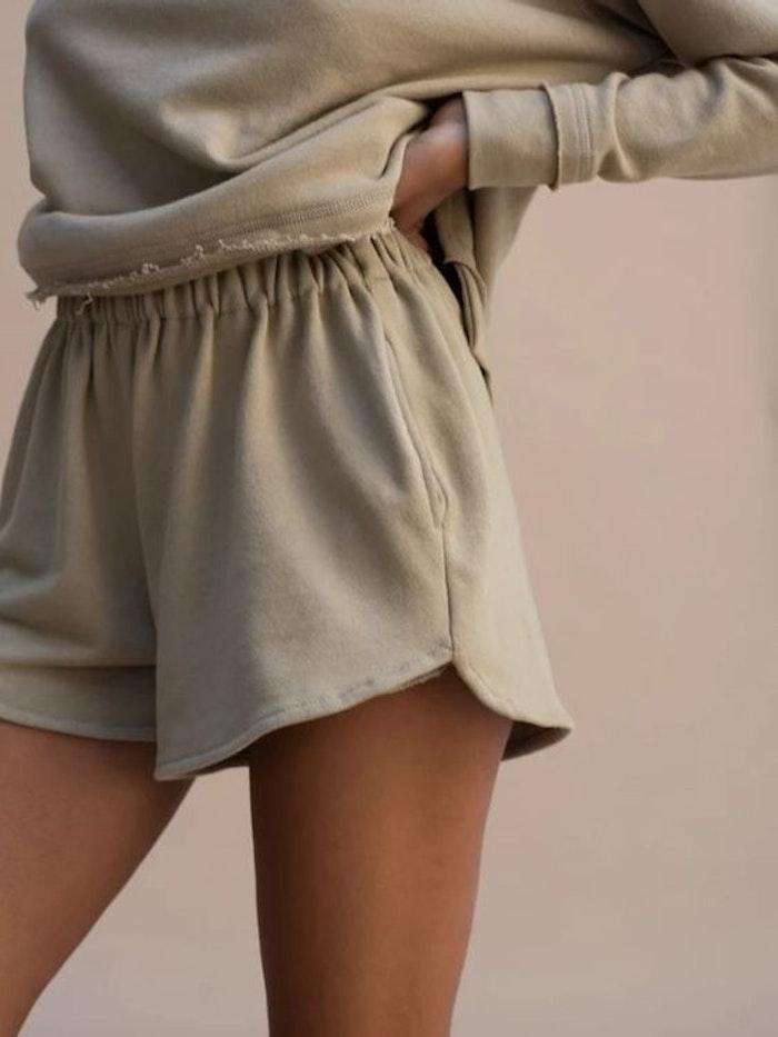 Sunday shorts Sand - Indigo Luna