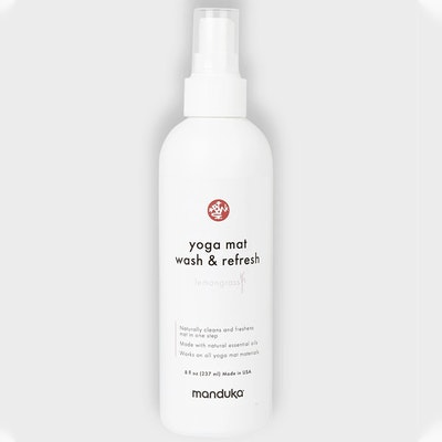 Yogamattrengöring Yoga Mat Wash & Refresh Lemongrass - Manduka