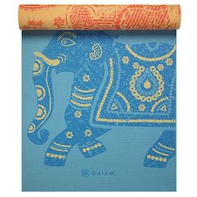 Yogamatta 6mm Reversible Elephant - Gaiam