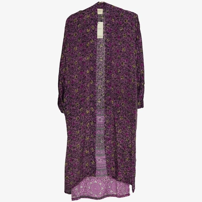Kimono Morning Glory Long Pocket Nr 243 - Sissel Edelbo