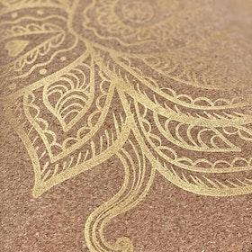 Yogamatta Kork Inner Divine Gold - Yggdrasil