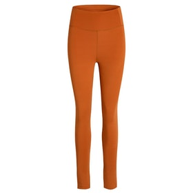 Yogaleggings FLOAT High Rise Long Spice - Girlfriend Collective