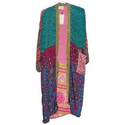 Kimono Morning Glory Long Pocket Nr 246 - Sissel Edelbo