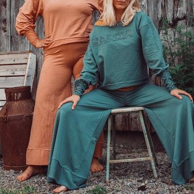 Byxor Big Pants Cork - Soul Factory