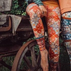 Yogaleggings Inca Love - Soul Factory