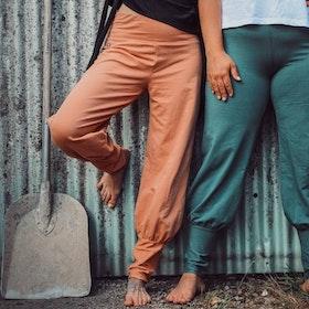 Byxor Aladin Pants Cork - Soul Factory