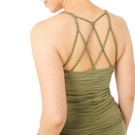Yogalinne Cable Top Thyme - Mandala