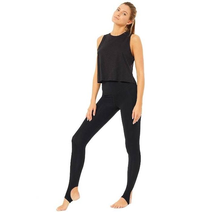 Yogalinne Flashdance Black - Mandala