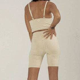 Shorts Ananda biker shorts Gardenia - Indigo Luna