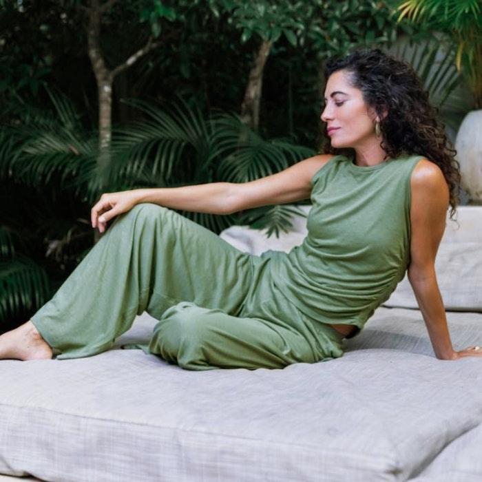 Yogabyxor Extra Wide Thyme - Mandala