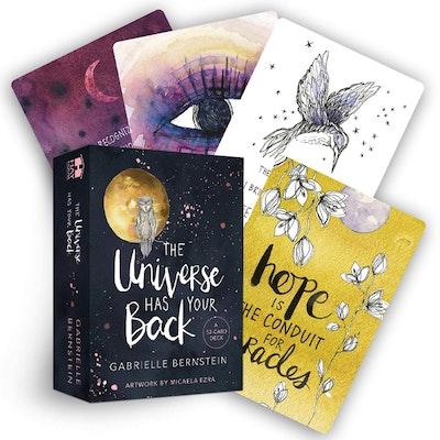 Universe has Your Back kit med Bok - Gabrielle Bernstein