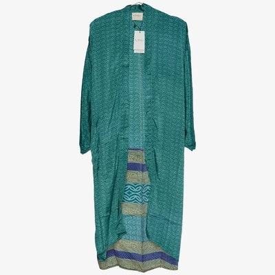 Kimono Morning Glory Long Pocket Nr 253 - Sissel Edelbo