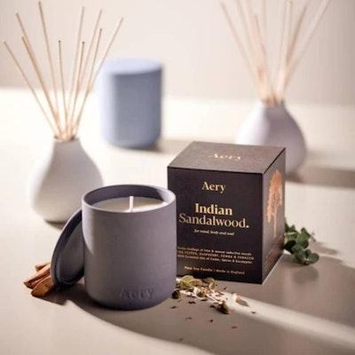 """Doftljus aromterapi """"Indian Sandalwood"""" - Aery Living"""
