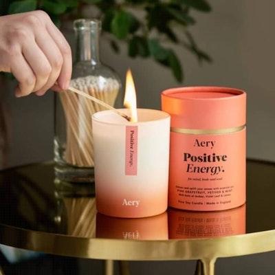 """Doftljus aromterapi """"Positive Energy"""" - Aery Living"""