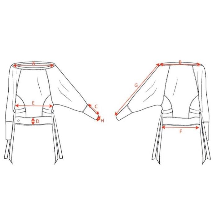 Tröja Sweater Knot Ivory - Soul Factory