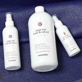 Yogamattrengöring Mat Wash & Refresh Lavender medium - Manduka