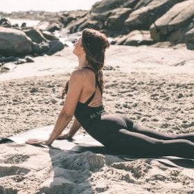 Jumpsuit Unitard Kneelove ''Be More You'' - Vackraliv Yoga