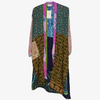 Kimono Morning Glory Long Pocket Nr 262 - Sissel Edelbo
