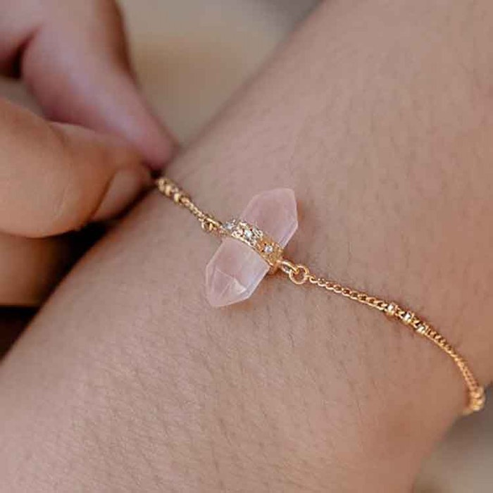 Armband Shoot for The Moon Gold - Ananda Soul