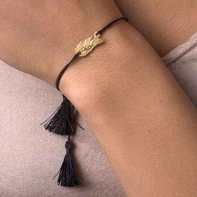 Armband Spread your wings Gold - Ananda Soul