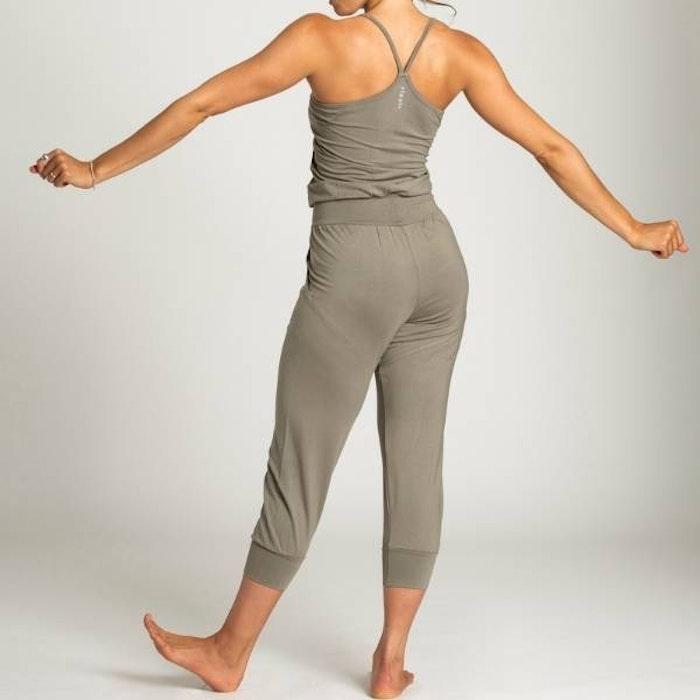 Jumpsuit Yoga Sage - Ripple Yogawear