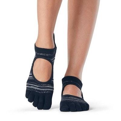 Yogastrumpor Full Toe Bellarina Grip Solstice - Toesox